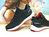 Женские кроссовки BaaS Runners черные 40 р., фото 3