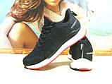 Женские кроссовки BaaS Runners черные 40 р., фото 8