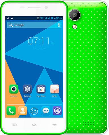 Смартфон Doogee Leo DG280 (1Gb+8Gb) (Green) Гарантия 1 Год!, фото 2