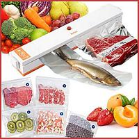Вакуумный упаковщик для еды Freshpack Pro для Продуктов Овощей Фруктов Сыров Мяса Кухни