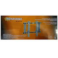 """Кронштейн для телевизора NK 8054 Nokasonic диагональ до 48""""."""