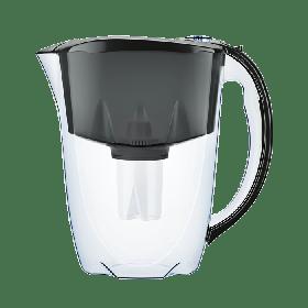 Фильтр-кувшин Аквафор Идеал (черный) 2,8 л для очистки водопроводной воды