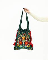 Вишивка на сумках Амфора, фото 2