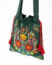 Вишивка на сумках Амфора, фото 3