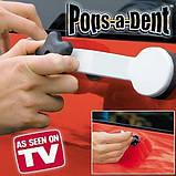 Комплект выпрямление вмятин без покраски Pops-a-Dent., фото 3