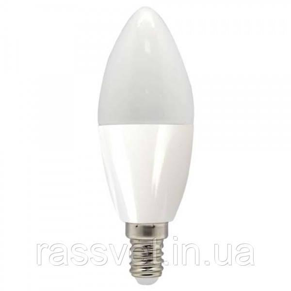 Світлодіодна лампа Feron LB-97 7W 2700K E14