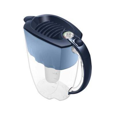 Фільтр-глечик Аквафор Ідеал (синій) 2,8 л для очищення водопровідної води