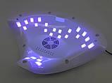 Лампа для маникюра SUN 669 UV + LED на 2 руки 48 Вт, фото 9