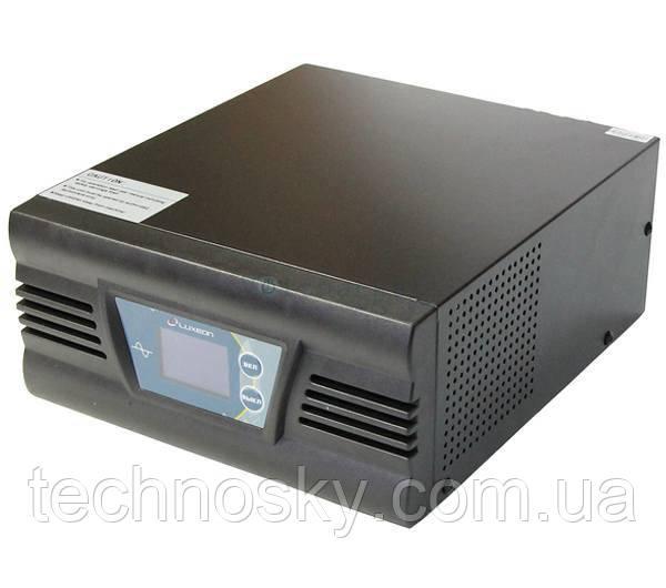 Бесперебойный блок питания (UPS ИБП) Luxeon UPS-1000ZD 1000ВА 600Вт 12В