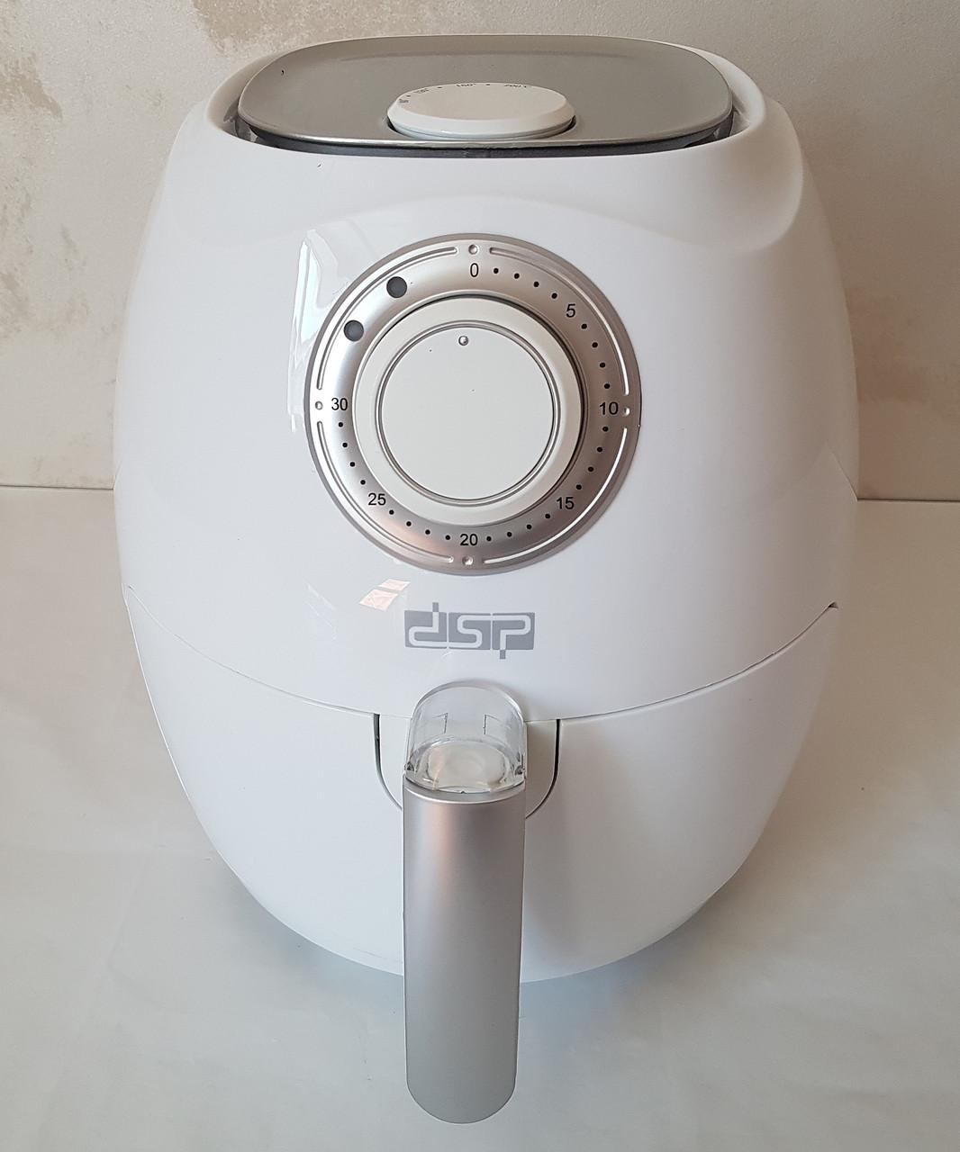 Фритюрница DSP KB2020 А  электрическая аэрогриль  1350 Вт