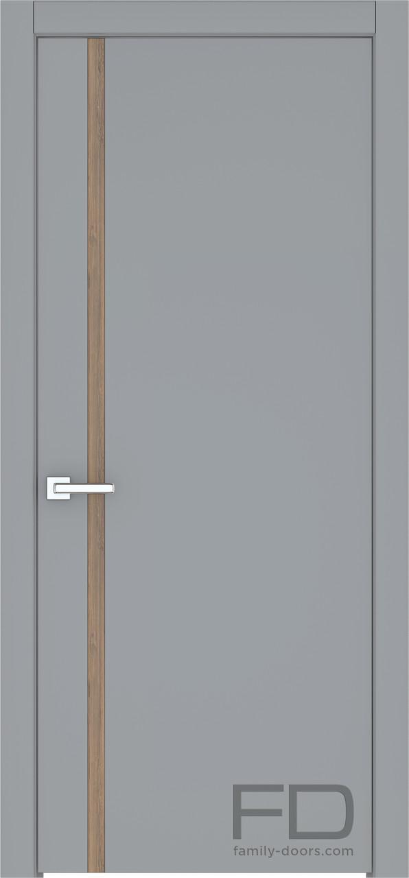 Межкомнатные двери Hi-Tech 8 (Эмаль) FD