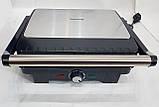 Контактный гриль Rainberg RB-5403  (2500 Вт) сэндвичница, электрогриль, фото 3