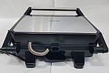 Контактный гриль Rainberg RB-5403  (2500 Вт) сэндвичница, электрогриль, фото 7