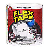 Сверхпрочная водонепроницаемая лента Флекс Тейп (Flex Tape)150 см., фото 6