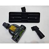 Пылесос без мешка циклонный Crownberg CB-0110 Original НЕРА-фильтр 2400 Вт турбощетка ., фото 5