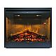 Пристенный классический портал с электрокамином Dimplex Chicago 3D эффект имитации огня OptiFlame, фото 2