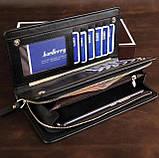 Мужской клатч-кошелек Baellerry Italia (в ящике 150шт)., фото 3