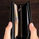 Мужской клатч-кошелек Baellerry Italia (в ящике 150шт)., фото 4
