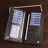 Мужской клатч-кошелек Baellerry Italia (в ящике 150шт)., фото 7
