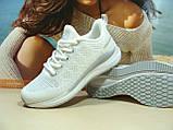 Женские кроссовки BaaS Runners белые 39 р., фото 3