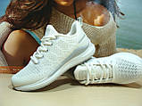 Женские кроссовки BaaS Runners белые 39 р., фото 6