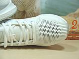 Женские кроссовки BaaS Runners белые 39 р., фото 8