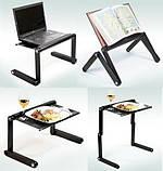 Столик трансформер для ноутбука  Table T8., фото 4