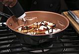 Стальная воздушная сковорода STEEL AIR FRY PAN., фото 3