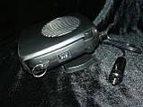Автомобильный обогреватель салона  от прикуривателя 12 В, фото 7