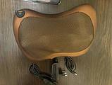 Массажная подушка для дома и машины Massage Pillow., фото 4
