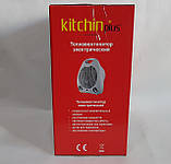 Обогреватель (тепловентилятор) Kitchin Plus KP-502  Дуйка 2000Вт, фото 10