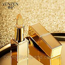 Увлажняющий бальзам для губ с частицами золота VENZEN 24K Gold Hydrating Lip Balm, 4.3 g