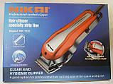 Машинка для стрижки триммер Nikai NK-1721, фото 6