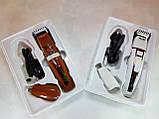 Триммер Nikai NK-1708 для стрижки волос и бород на аккумуляторной батарее, фото 2