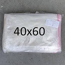 Пакет упаковочный с липкой лентой 40х60 (1000шт.)
