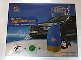 Портативная автомойка Chejieba, минимойка от прикуривателя для авто 12V, минимойки для авто, минимойку для авт, фото 6