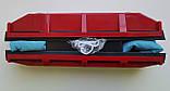 Щетка магнитная для мытья окон с двух сторон Glider для окон толщиной 2-8 мм., фото 2