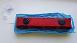 Щетка магнитная для мытья окон с двух сторон Glider для окон толщиной 2-8 мм., фото 4