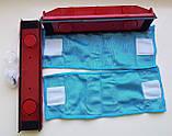 Щетка магнитная для мытья окон с двух сторон Glider для окон толщиной 2-8 мм., фото 8