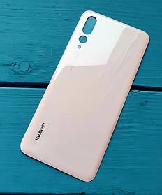 Задня кришка для Huawei P20 Pro рожеве золото