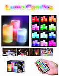Ночник 3 свечи Luma Candles Color Changing., фото 6