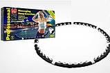 Хулахуп Массажный обруч Massaging Hoop Exerciser Professional Bra, фото 3