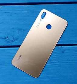 Задня кришка для Huawei P20 Lite золотистий