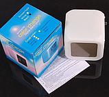 Светодиодные часы с будильником и термометром Хамелеон  ., фото 5