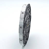 Размерник тканевый S 1250шт. Белый