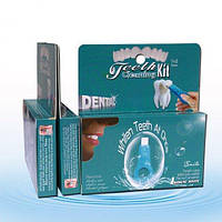 Средство отбеливания зубов DENTAL TEETH CLEANING KIT (в ящике 300 шт)., фото 1