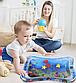 Надувной детский развивающий водный коврик AIR PRO Inflatable water play mat, фото 2