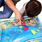 Надувной детский развивающий водный коврик AIR PRO Inflatable water play mat, фото 6