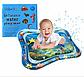 Надувной детский развивающий водный коврик AIR PRO Inflatable water play mat, фото 7