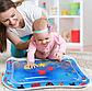 Надувной детский развивающий водный коврик AIR PRO Inflatable water play mat, фото 10